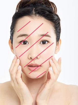 「乾燥性敏感肌」さんは時短できる泡洗顔で素早く