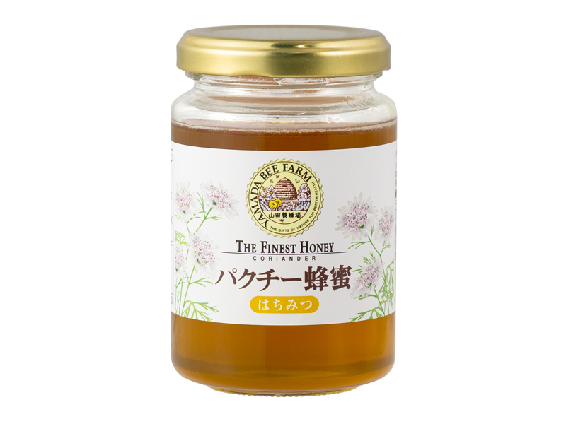 山田養蜂場|パクチー蜂蜜