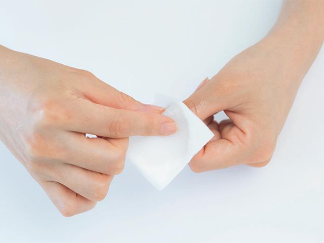 爪が黄ばまないために気をつけるべきこと