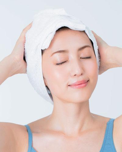 基本の髪の洗い方をおさらい!