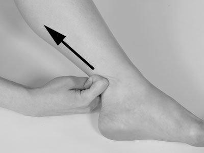 脚のラインを変えるお風呂上がりのマッサージ法