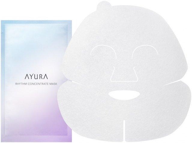 アユーラ/リズムコンセントレートマスク