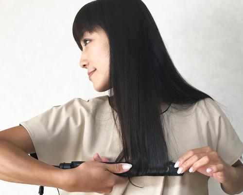 産後の抜け毛克服時のヘアアレンジ