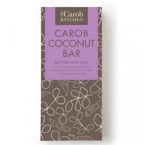 栄誉化の高いキャロブチョコレート
