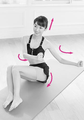 骨盤ゆがみを正す肛筋トレーニング