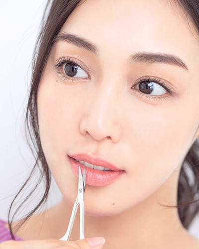 荒れた唇を治すなら…プロ直伝のリップケア