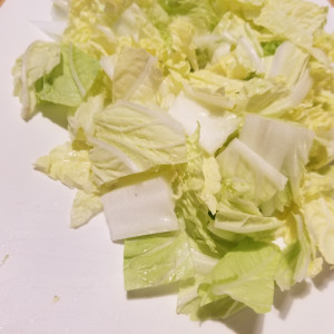 白菜の和風コールスロー