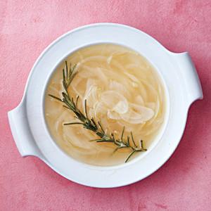 オニオンローズマリーみそスープ
