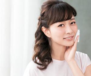 色白美肌の美容家・石井美保さんも愛用
