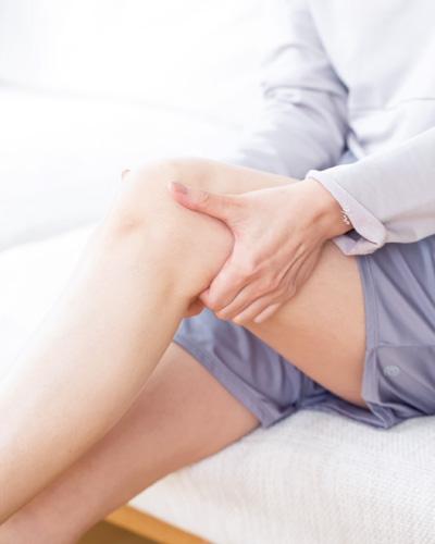 ひざ上のたるみを撃退マッサージ法