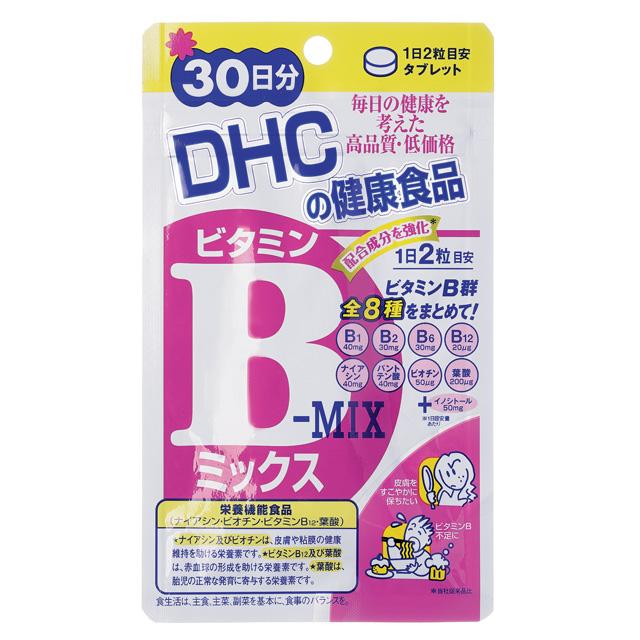 DHC|ビタミン B ミックス