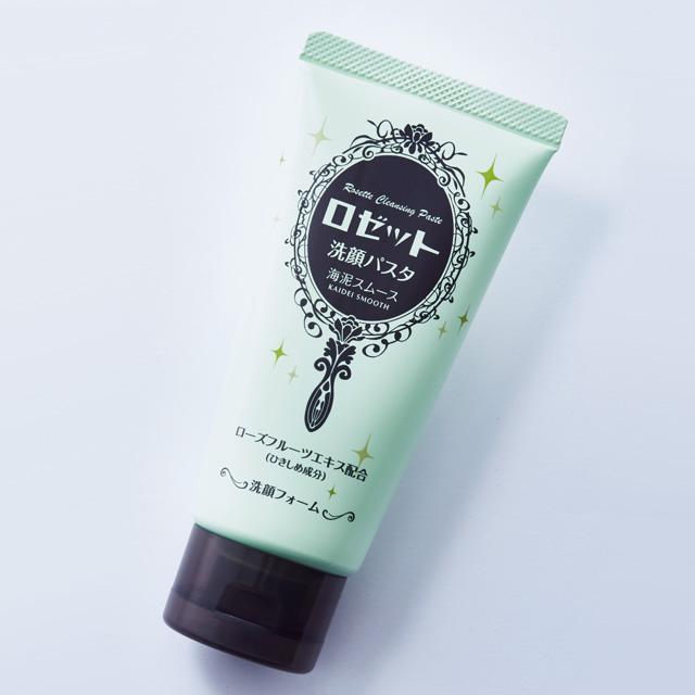 ロゼット|ロゼット洗顔パスタ 海泥スムース