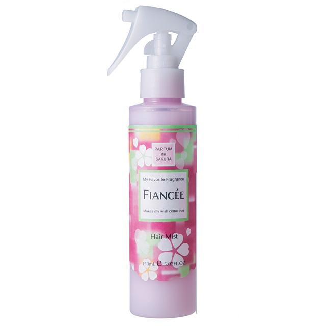 フィアンセ フレグランスヘアミスト さくらの香り 150ml ¥1,000