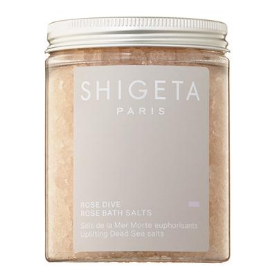 SHIGETA Japan|ローズダイブ バスソルト
