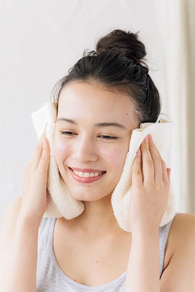 時短かつくすみもオフ、朝におすすめな洗顔