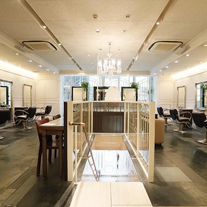 MINX 銀座中央通り店の店内画像