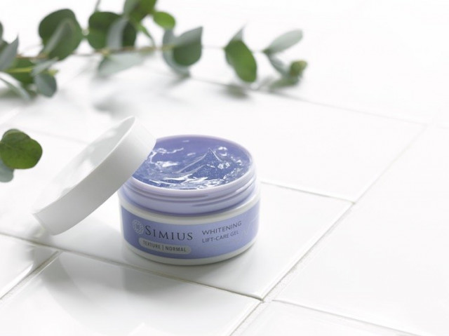 メビウス製薬|シミウス薬用ホワイトニングリフトケアジェル(医薬部外品)