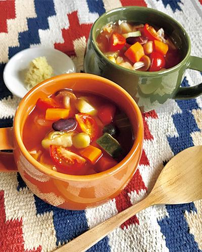 簡単!食事や飲み物で体温を上げる方法