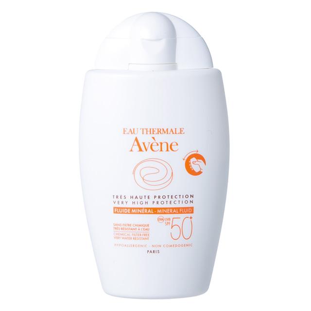 アベンヌ|ミネラルフルイド UV SPF50+・PA++++