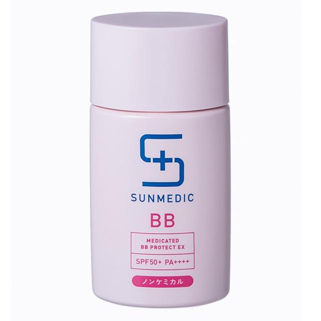 サンメディック|UV 薬用BBプロテクト EX[医薬部外品]SPF50+・PA++++