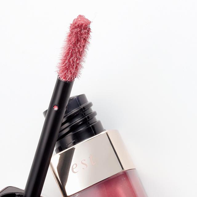 高発色のローズピンク
