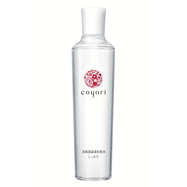 Coyori(コヨリ)|高保湿温泉化粧水 全2種