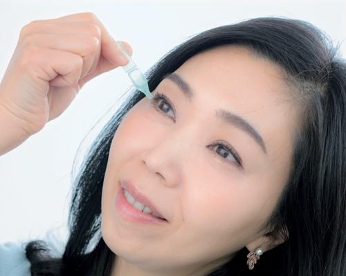 花粉はかゆくなる前に目薬で洗い流す