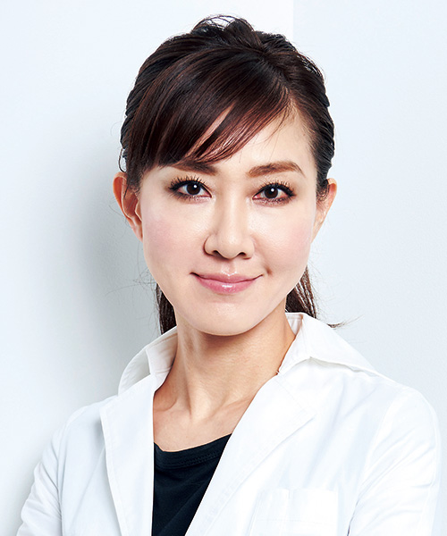 皮膚科医 貴子先生も推薦!