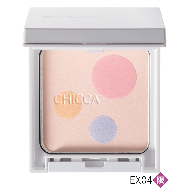 CHICCA(キッカ)|ラディアントヌードプレストパウダー