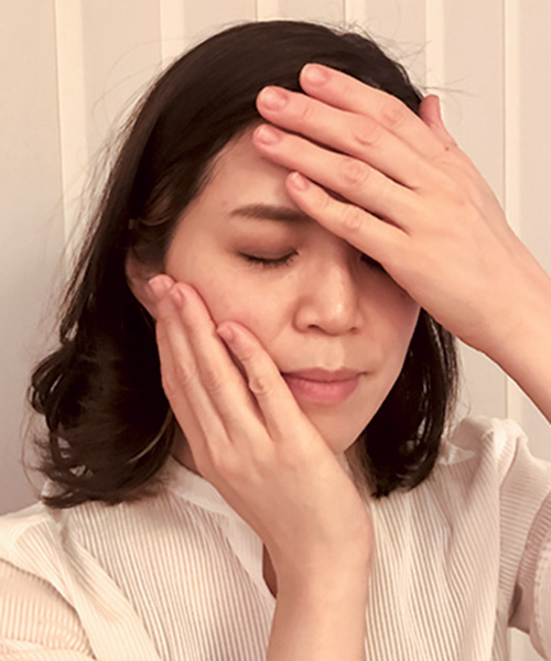 美容エディター大塚真里さんの残念ニキビ肌を救った!