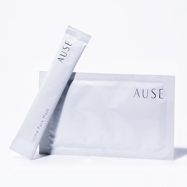 ハリウッド化粧品|AUSE 酵素パック