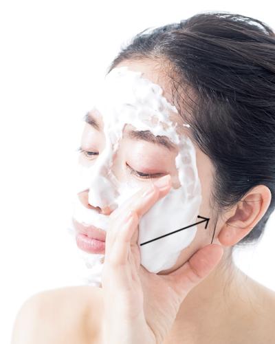 どんなタイプの毛穴も洗顔を見直すことが基本
