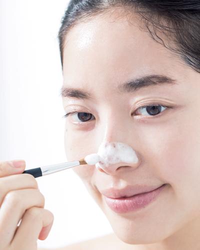 毛穴ディープ洗顔