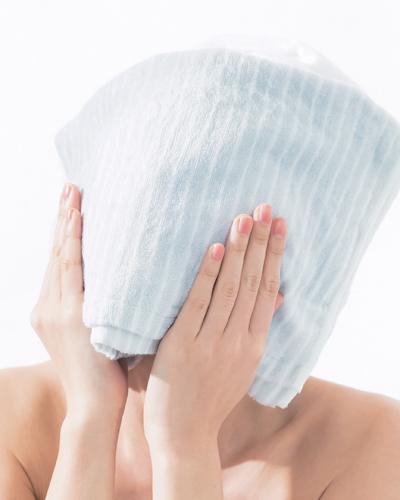 【3】毛穴を引き締める温冷トレーニング