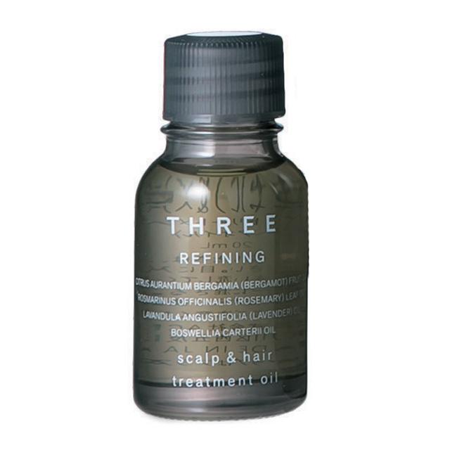 THREE(スリー)|スキャルプ&ヘア リファイニング トリートメント オイル R