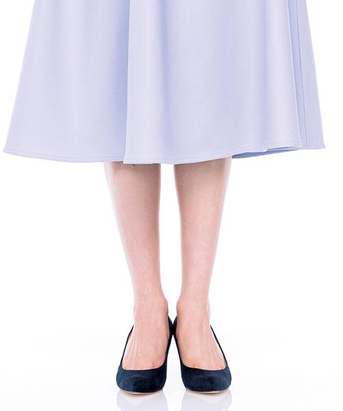 スカートの長さ・ヒールの高さはこれがおすすめ