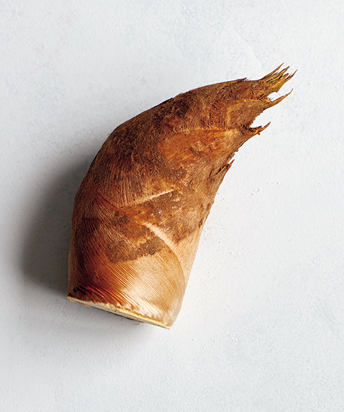 食物繊維たっぷり竹の子のレシピ