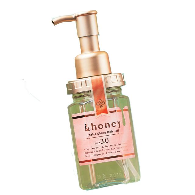 &honey|モイストシャインヘアオイル3.0