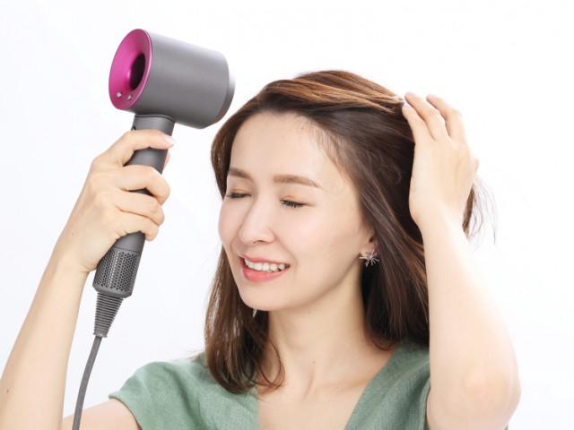 猫っ毛でもふんわりツヤ髪になれるドライヤーテク