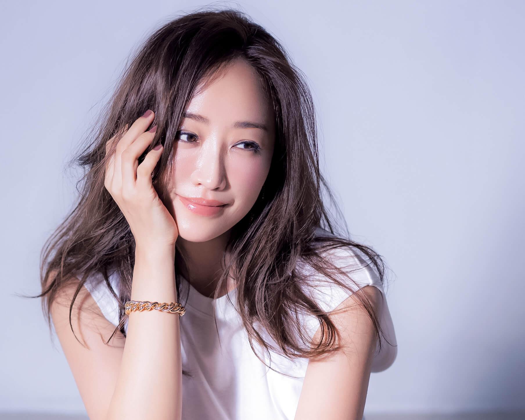 美容家・神崎恵さんの美白肌の元!
