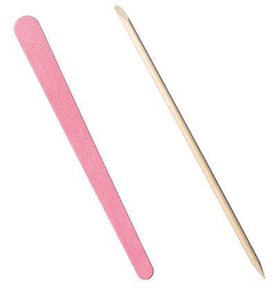 シャンティ デュカート|エメリーボード (左)