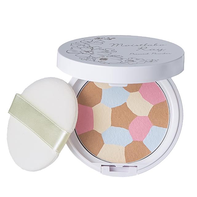 明色化粧品|モイストラボRay カラーファンデーション
