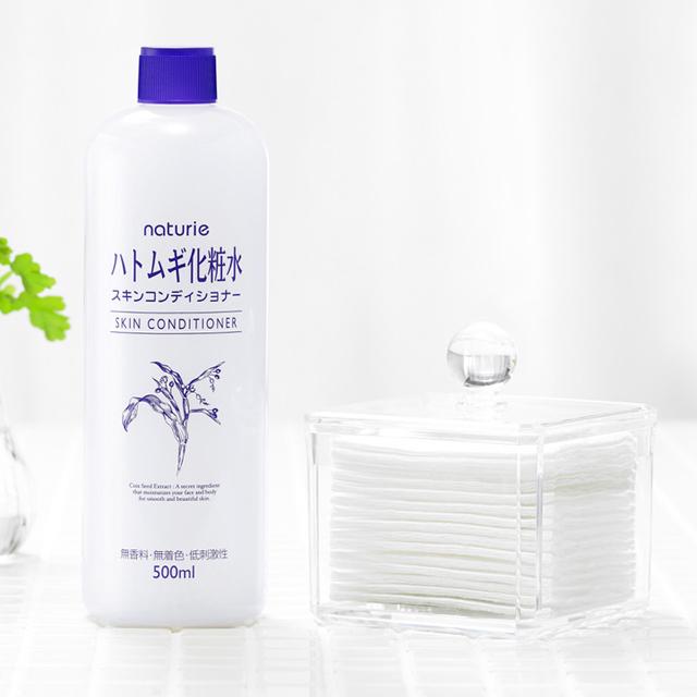 化粧 パック ハトムギ 水