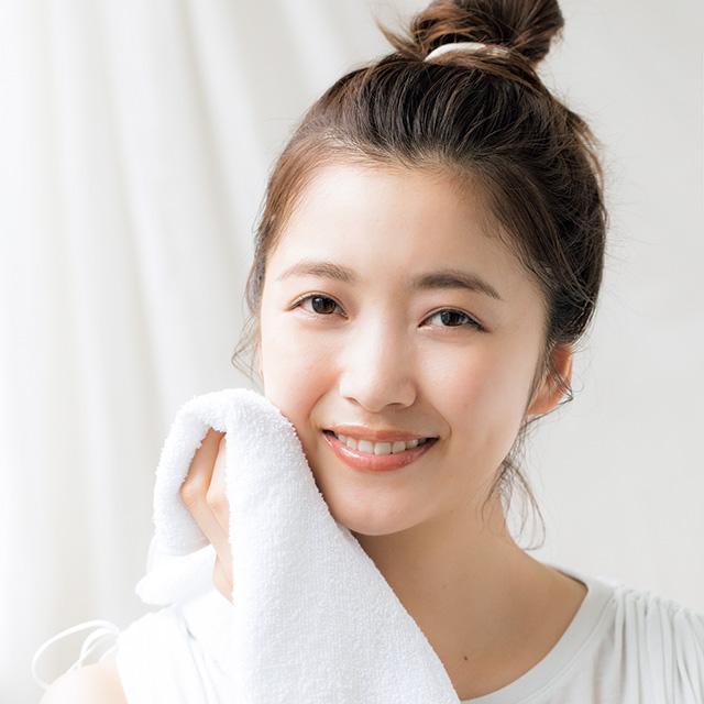 洗顔&クレイパックでターンオーバーをサポート