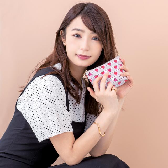 高画質に耐えうる美肌作りがマスト!宇垣美里さんのポーチの中身大公開