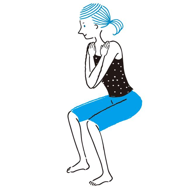 ヨガ運動でダイエット!皮下脂肪を減らす!