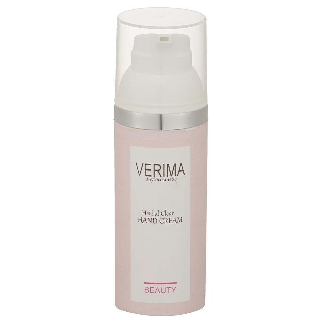 ヴェリマ|ハーバルクリアハンドクリーム