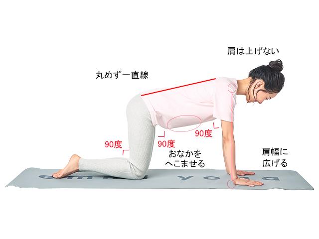 """トレーナー直伝! """"とろふわ""""マシュマロBODYを作るシンプル筋トレ"""