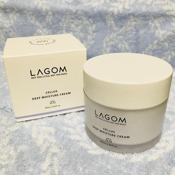 LAGOM(ラゴム)|ディープ モイスチャークリーム(高保湿クリーム)