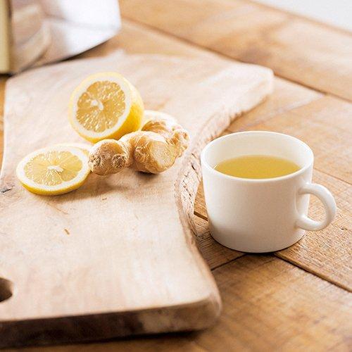 にんにくと生姜を毎日食べて温活